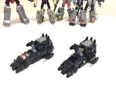 """スモグレさんのツイート: """"ダイノボットの手足首パーツでビークルっぽいのができる。… """""""