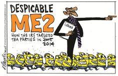Political Cartoons by Henry Payne Impeachable act.