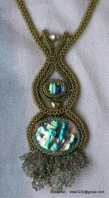 Veta's Art with Beads: May will come again... / И снова наступит май...