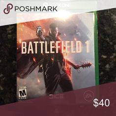 Xbox one game Battlefield 1 xbox Other