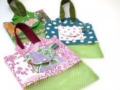 Sandspielsachen Tasche