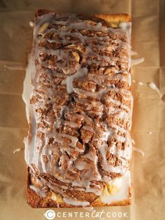 Going to make this Saturday Morning! No yeast, No wait, no stand mixer! Cinnamon roll bread 3