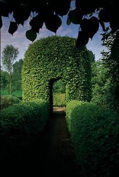 Wirtz Garden design