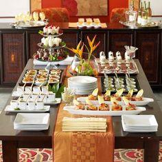 Festinha em Mini Porções | Casamenteiras