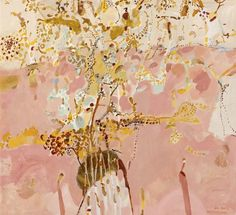 John Olsenborn Australia lived in Europe beauty on composition x cmArt Gallery of South Australia, AdelaideSouth Australian Government Grant John Olsen, administered by Viscopy, Sydney Abstract Landscape, Landscape Paintings, Abstract Art, Landscapes, Australian Painters, Australian Artists, Kunst Inspo, Art Inspo, Art And Illustration