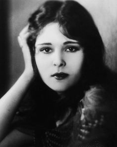 Dorothy Janis - silent film actress.
