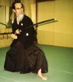 """I didn't consider aikido to be just an ordinary art…..Those practicing aikido today say that Ueshiba Sensei was really amazing but also wonder if what he did was actually true or not. They say such a thing because they have never seen his technique directly….I am lucky because I saw Ueshiba Sensei directly."" - more from Yoshio Sugino Sensei in ""Interview with Yoshio Sugino of Katori Shinto-ryu, 1961"", on the Aikido Sangenkai blog…"
