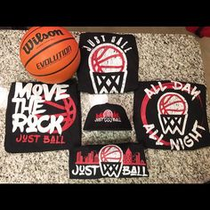Purchase all apparel at http://www.justball.us/