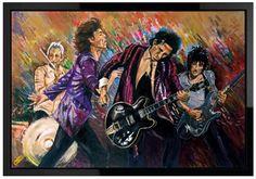 The Stones On Stage 'Got Me Rockin'