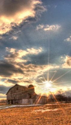 I pray that we accept and are accepted by Thy commendation of glorious grace, favor and mercy today, O God. Country Barns, Country Life, Country Living, Country Roads, Barn Living, Barns Sheds, Country Scenes, Light Of The World, Old Farm