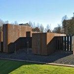 Musée Soulages, RCR Arquitectes