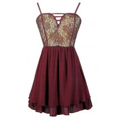 Burgundy Lace Party Dress, Wine Studded Dress, Cute Wine Lace Dress, Burgundy Party Dress, Cute Wine Dress, Cute Juniors Dress
