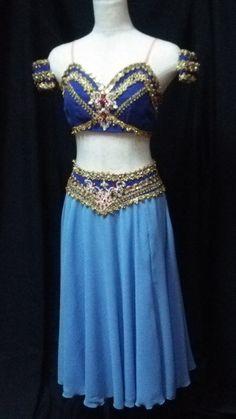 Amazing costume for Nutcracker's Arabian dance or for the ballet La Bayadere…