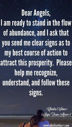 famous quotes Dear Angels please show me the right path through this transition. Famous Quotes For Success. Archangel Prayers, Angel Quotes, Vision Boarding, A Course In Miracles, Spirit Guides, Positive Affirmations, Healing Affirmations, Money Affirmations, Positive Thoughts