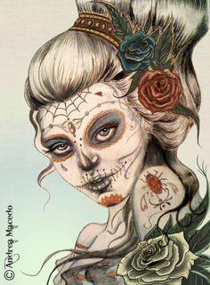 Voodoo sugar momma by ~PrettyGore on deviantART