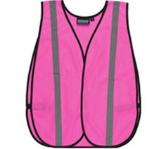 Charm and Hammer:Pink Safety Vests