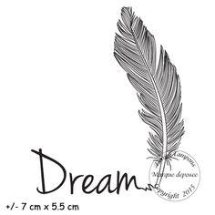 2. de 2 à 4.99 € : TAMPON DREAM (PLUME) Tampons, Journal, Art, Feather, La Perla Lingerie, Art Background, Kunst, Performing Arts, Art Education Resources