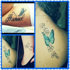 Butterfly every where