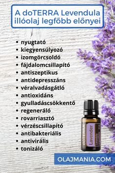 Lavandula Angustifolia, Doterra, Massage, Essential Oils, Lavender, Herbs, Natural, Aromatherapy, Herb
