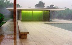 All sizes | Barcelona_ Mies v.d.Rohe | Flickr - Photo Sharing!