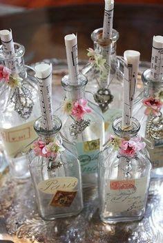 Beautiful bottles — wi