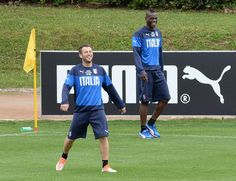 Cassano & Balotelli