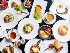 What better way to spend a Sunday than working your way through one of London's bottomless brunches? Here's our top 35...