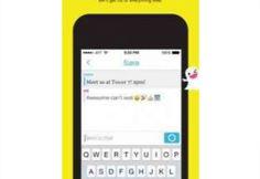تحميل برنامج سناب شات للايفون 2017 النسخة الأخيرة snapchat for iphone