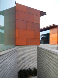 steven holl: daeyang gallery and house