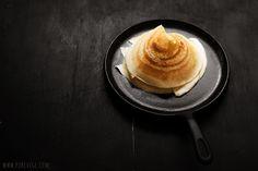 Pure Vegetarian By Lakshmi: (Almost) an instant mung dal crépe
