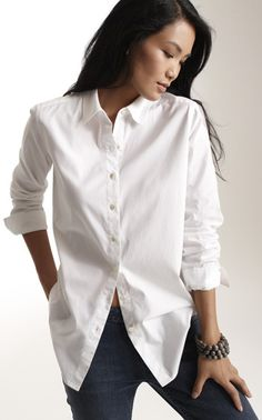 must have white shirt