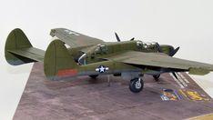 Hersteller: HobbyBoss| Sparte: Historische Flugzeuge | Katalog Nummer: 87261 - US P-61A Black Widow Maßstab: 1:72 | Einzelteile: 91 | Länge: 210mm | Spannweite: 279mm Black Widow, Scale Models, Airplane, Fighter Jets, Creative, Catalog, Plane, Aircraft, Scale Model
