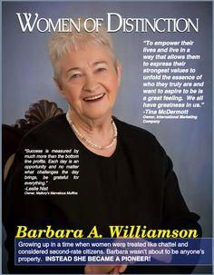 WDM - Barbara A. Williamson