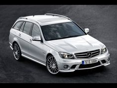 Mercedes Benz - AMG Kicherer C63 - Wagon - the ultimate grocery getter