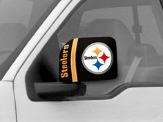 45b2ee9df0a NFL - Pittsburgh Steelers Large Mirror Cover