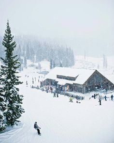 Wolf Creek-Colorado's snowiest ski area
