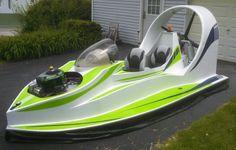 2014 Sport Hovercraft