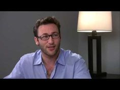 """How to Identify Your Passion and Create Results From It - Simon Sinek. Love this. So many people suffer through work to enjoy their """"free time."""" They need to see this! :)"""