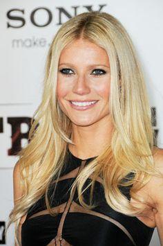 Gwyneth Paltrow  #hair #makeup