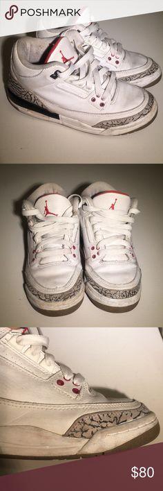 Nike air Jordan cement 3s elephant 3 2003 Rare vintage Nike air Jordan 3.  These b941f2bb4