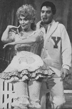 1966 3 31 Frankie and Johnny =  Miss Elly May Clampett .