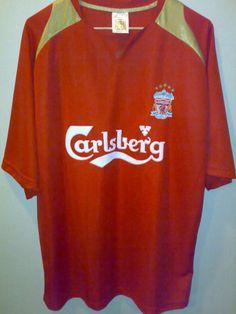 Liverpool home 2005/06
