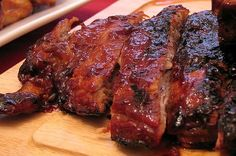 Pork Ribs in Coca Cola Sauce. We teach you how to .- Pork Ribs in Coca Cola Sauce. We teach you to cook easy recipes such as the recipe for Pork Ribs in Coca Cola Sauce. and many other recipes . Pork Rib Recipes, Meat Recipes, Healthy Recipes, Charcuterie, Meat Steak, Pig Roast, Colombian Food, Yummy Food, Tasty