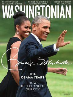 Washingtonian: December 2016 - The Obama Years
