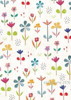 sundayfloral - sally payne