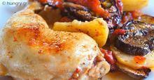 Ατελείωτες συνταγές μαγειρικής Mashed Potatoes, Chicken, Meat, Ethnic Recipes, Food, Beef, Smash Potatoes, Meals, Yemek