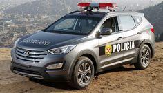 FOTOS: estos son los patrulleros inteligentes que llegaron para la Policía Nacional