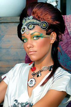 Kamila -Brazilian Beauty Secrets    Photographer: Gustavo Boroni    Beauty: Gabriela Cabus    Model: Kamila Lima    http://gustavoboroni.tumblr.com/    Works originally published in S.MAG (magazine)