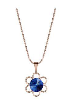 Annie RAM Kette, Anhänger Mayapple, Swarovski® crystals gold Jetzt bestellen unter: https://mode.ladendirekt.de/damen/schmuck/halsketten/goldketten/?uid=51d293fe-66b2-5a08-b3e2-6fdc3dd08159&utm_source=pinterest&utm_medium=pin&utm_campaign=boards #goldketten #schmuck #halsketten #bekleidung Bild Quelle: brands4friends.de