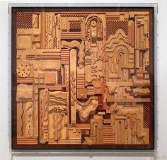 Eduardo Paolozzi at The Whitechapel Gallery Barbara Hepworth, Keith Haring, Henri Matisse, Andy Warhol, Eduardo Paolozzi, Pop Art Collage, Picasso, Cardboard Art, Art Projects